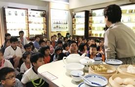 三年級常識參觀稻香飲食文化博物館